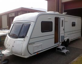 Pre-Owned Caravans on sale by our Partner