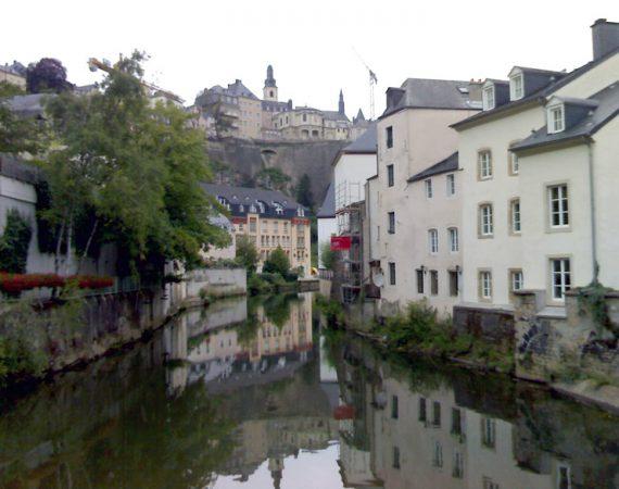 Luxembourg City – Camping Kockelscheuer