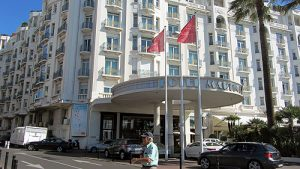 Cannes - Famous Movie Hotel