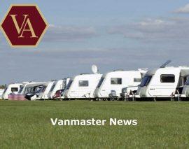 Vanmaster Wins Another Caravan Design Award