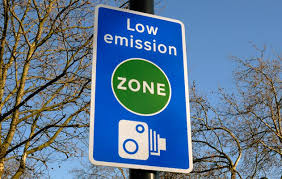 Clean Air Zones Coming For More UK Cities