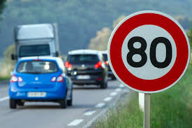New Speed Limits Introduced in France