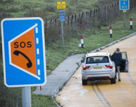 Smart Motorways: Do you know what to do if you breakdown