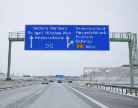 Driving in Deutschland 2021