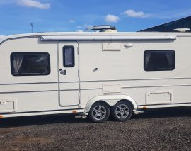 Vanmaster 640 Twin Single Beds – Sale includes all Accessories